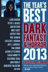 dark fantasy & horror