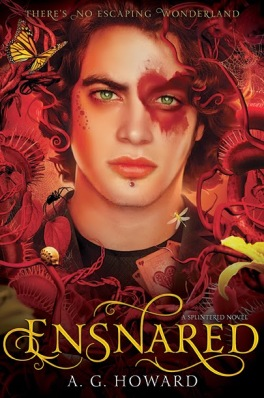 Ensnared final cover with title