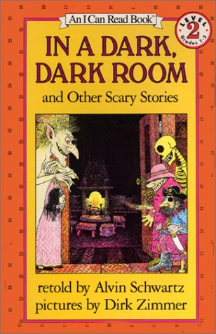 In A Dark, Dark Room cover