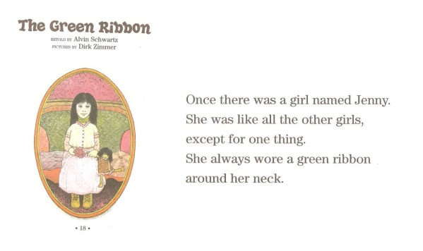 The Green Ribbon 1