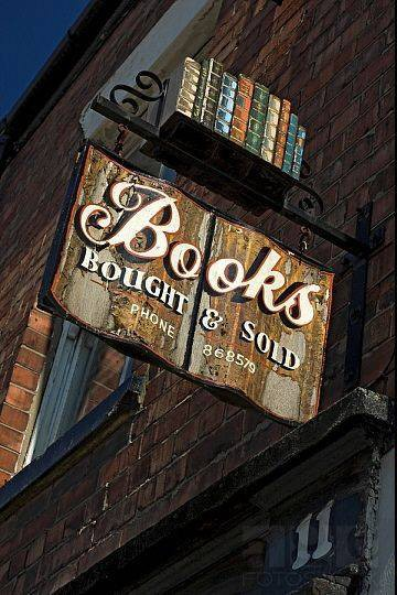 books - bought and sold