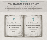 Chapter Six: Haiku Poetry