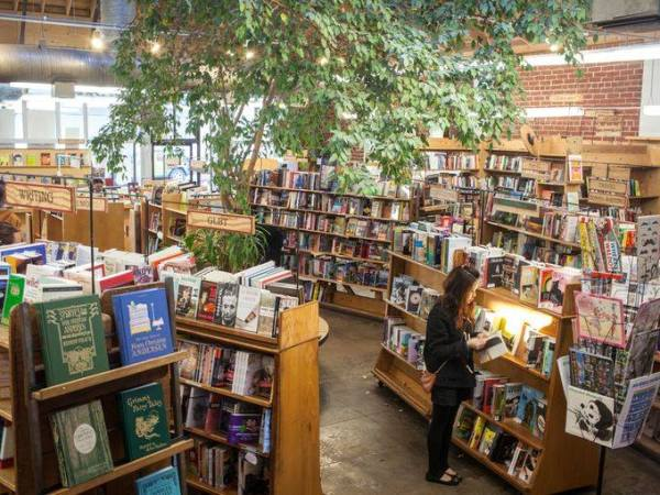 Skylight Books in California